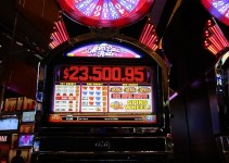slot machine in vincita