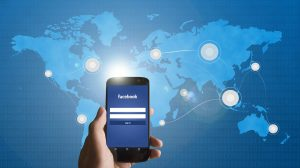 smartphone facebook